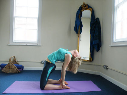 Image of a Yoga-Is Hatha Yoga class