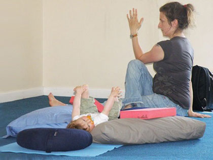 Image of a Yoga-Is Postnatal & Baby Yoga class