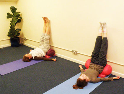 Image of a Yoga-Is Yoga For Relaxation class