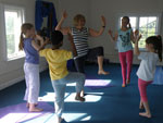 Click to see the Childrens Yoga 7-11 Years class details